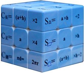Cubo de Rubik matemático